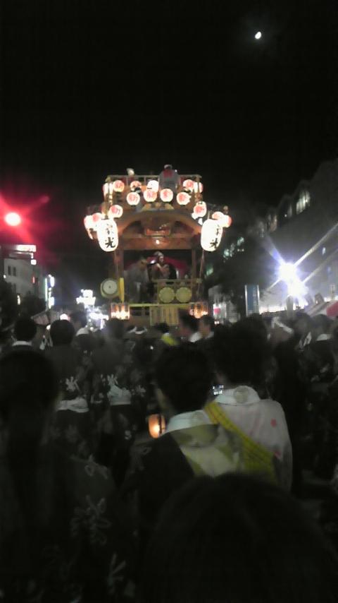 川越まつり2010<br />  。